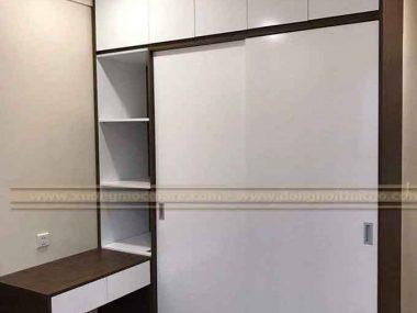 Chuyên đóng tủ áo cửa lùa tại Thủ Dầu Một