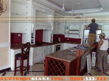 Nhận đóng đồ gỗ nội thất theo yêu cầu đẹp, giá rẻ