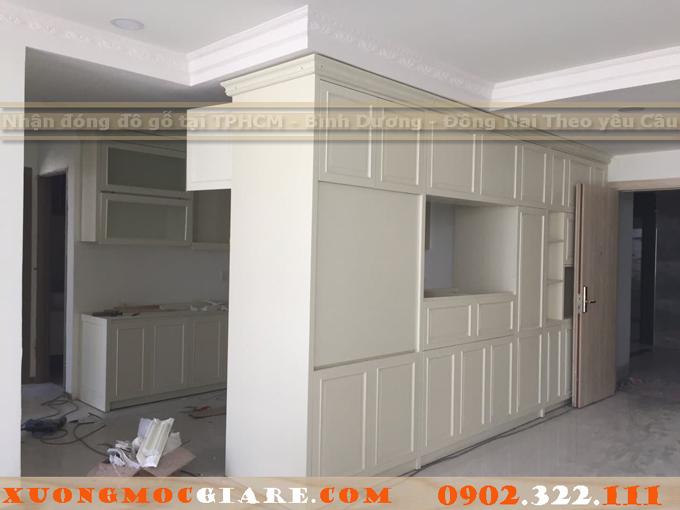 xưởng đóng nội thất tân cổ điển