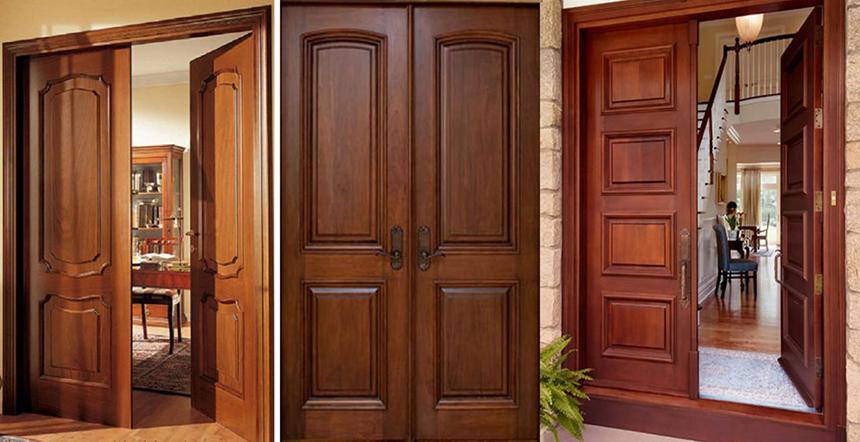 địa chỉ lắp đặt cửa gỗ uy tín, chất lượng