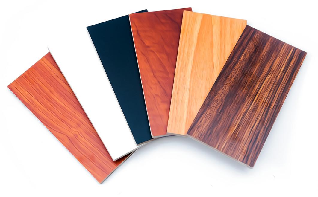 gỗ công nghiệp phủ melamine